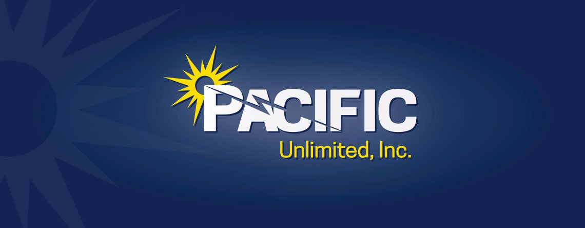 Pacific Unlimited Logo   Eugene, Or