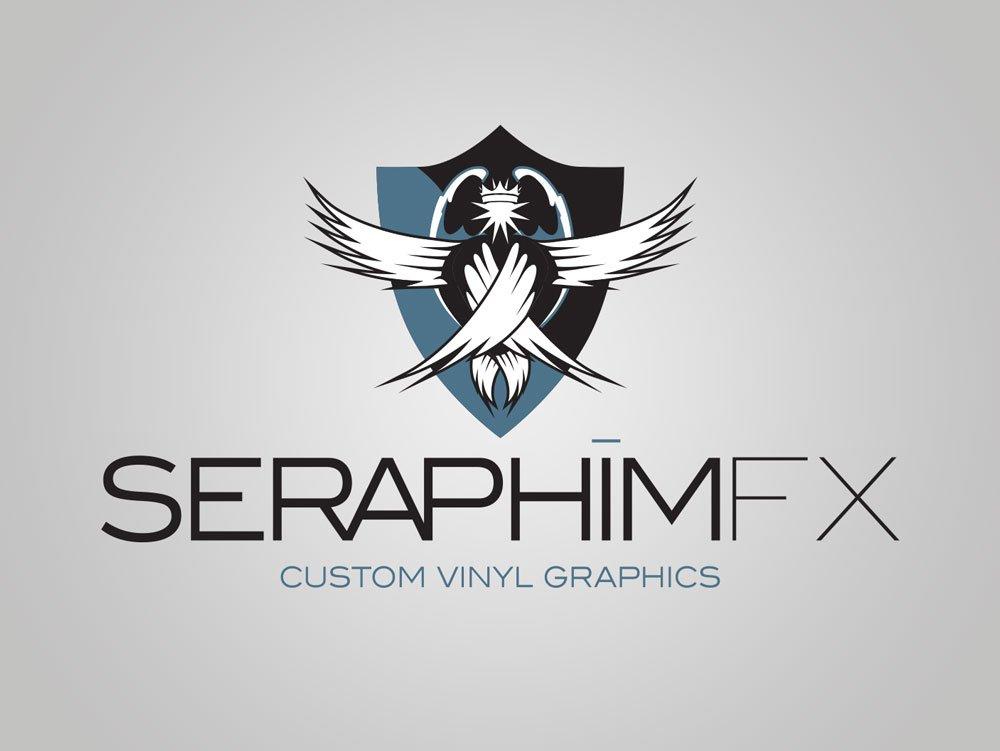 Seraphim FX Custom Logo   Springfield, Or